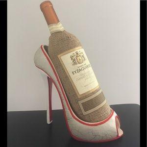 Wild Eye Designs High Heel Wine Bottle Holder